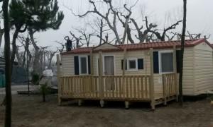veranda per casa mobile