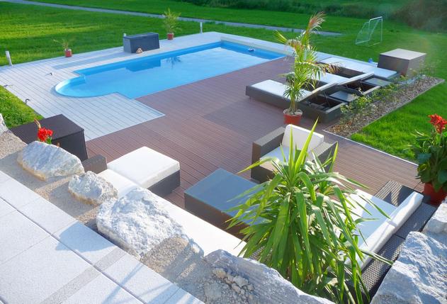 Piscina interrata informazioni preliminari per la costruzione aquazzura - Costruzione piscina interrata ...
