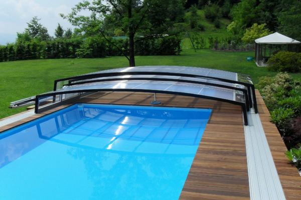 Perch personalizzare una piscina fuoriterra piscine for Perche nettoyage piscine