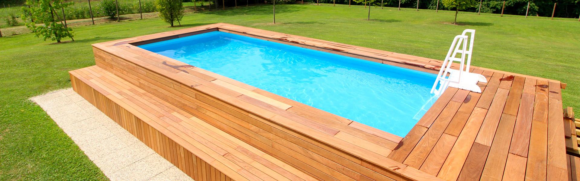Acqua Azzurra Piscine piscine fuoriterra | piscine, da terrazzo e giardino