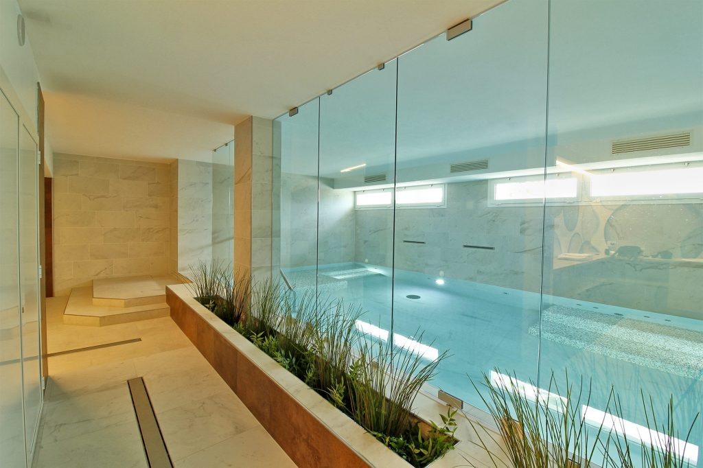 Aquazzura piscine e minipiscine da terrazzo giardino interno ed esterno aquazzura - Piscine da interno ...